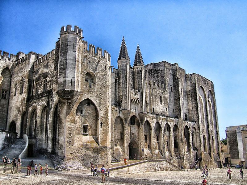 Cidades medievais na França