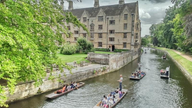 Cidades turísticas da Inglaterra