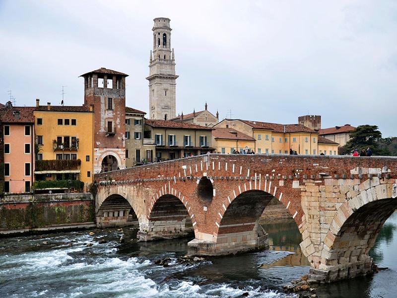 Dicas de transporte em Verona