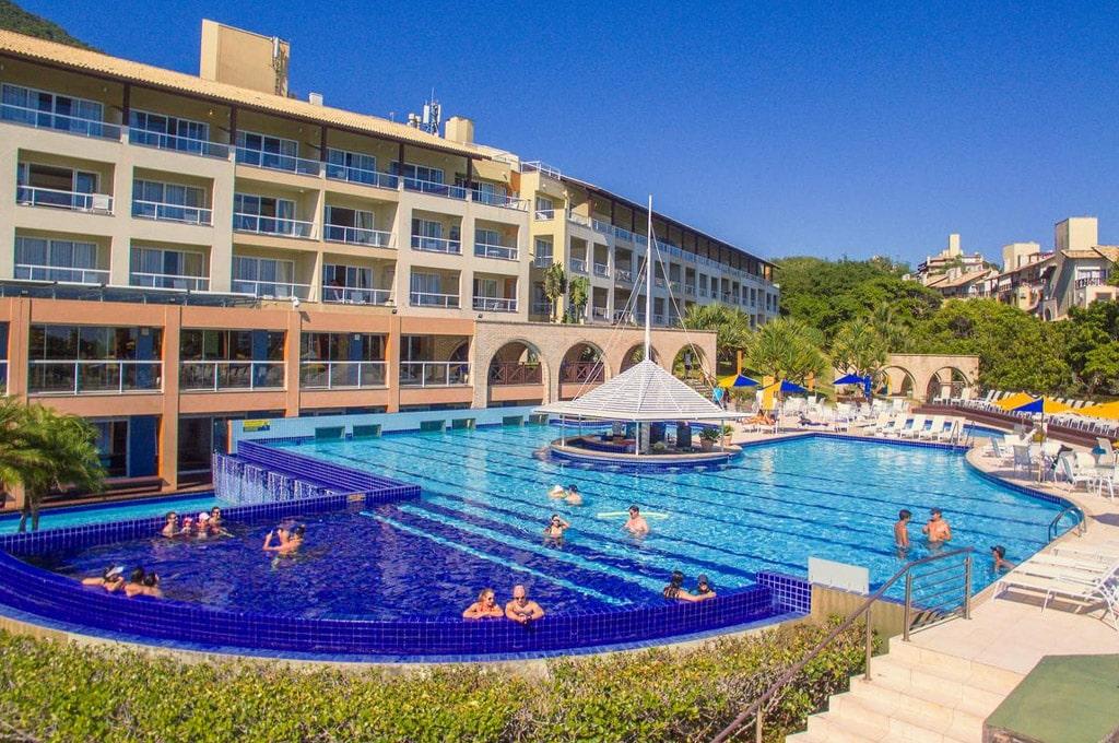 resorts em florianopolis