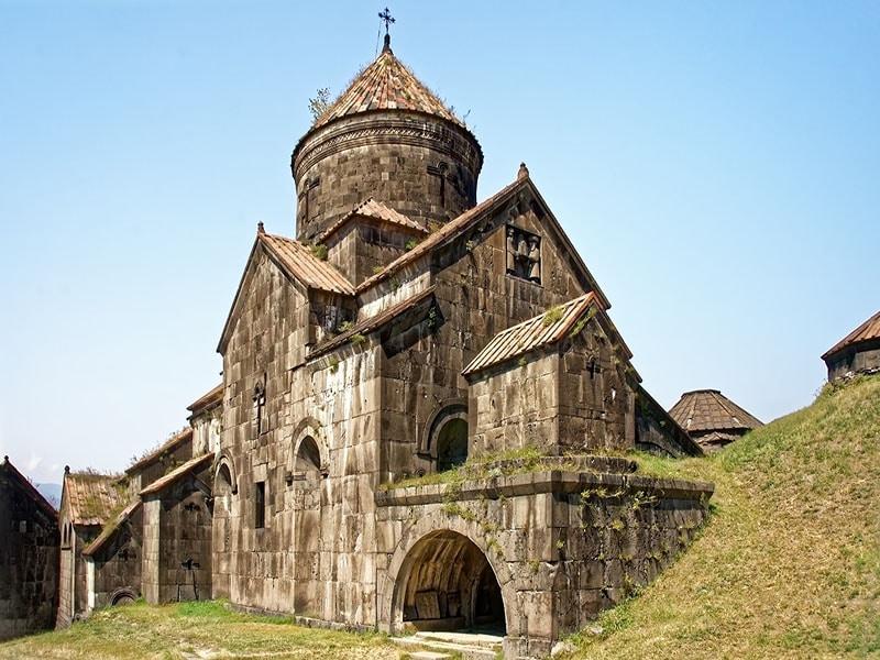 Roteiro na Armênia, Europa Oriental