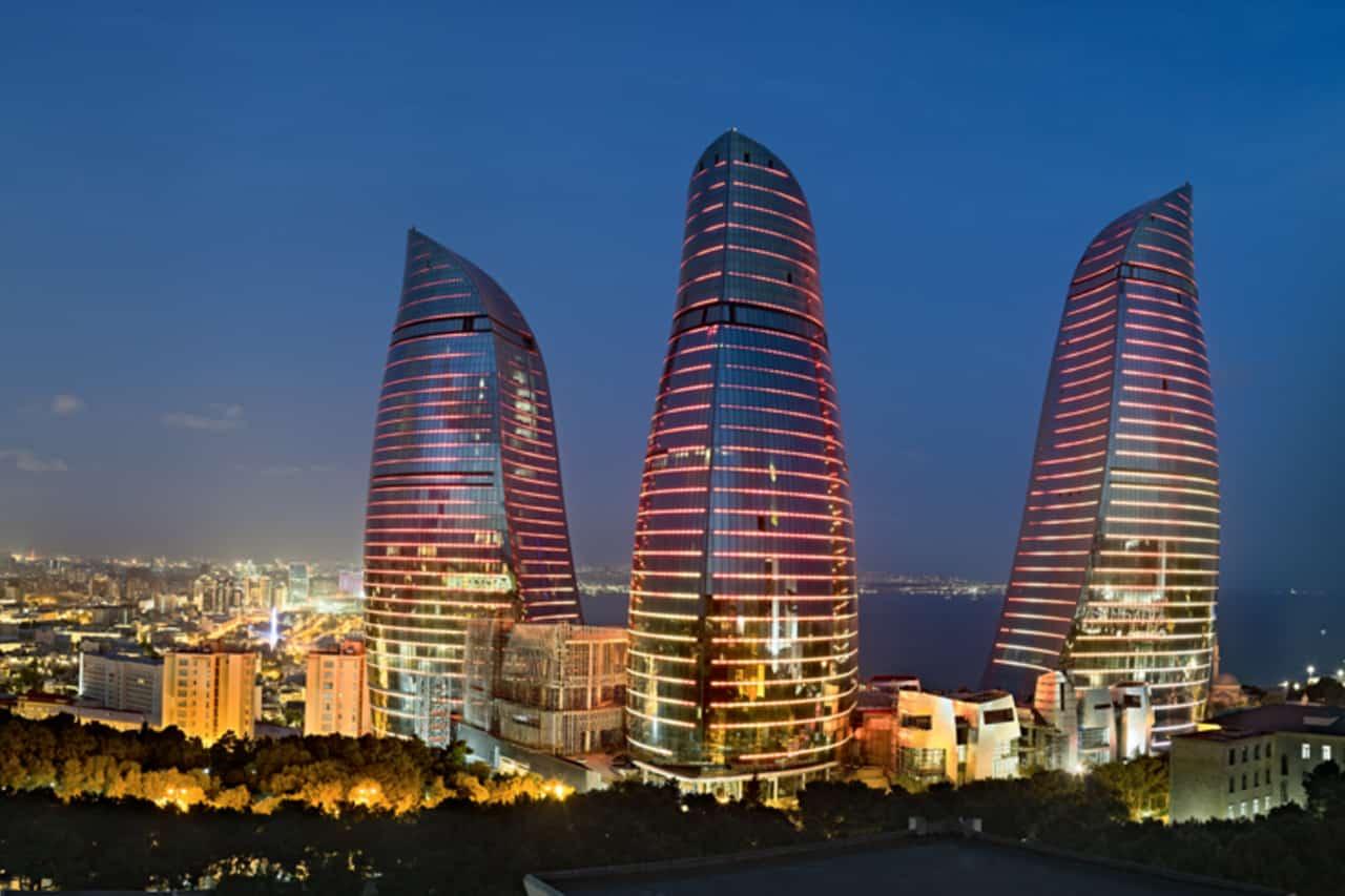 turismo no Azerbaijão
