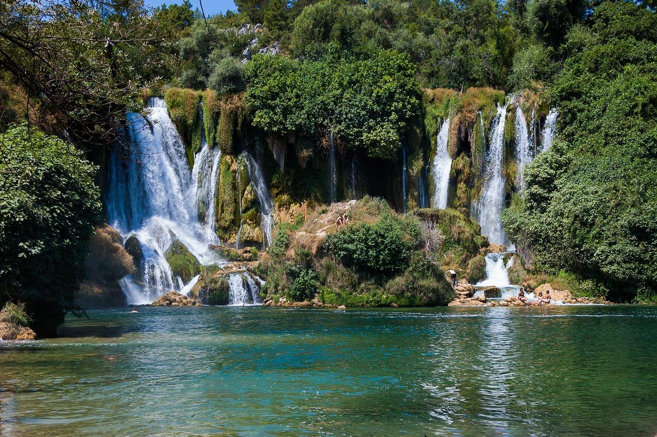 Cataratas de Kravice bósnia e hezergovina