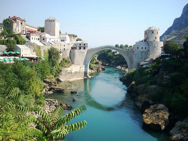 Roteiro pela Bósnia e Hezergovina, na Europa Oriental