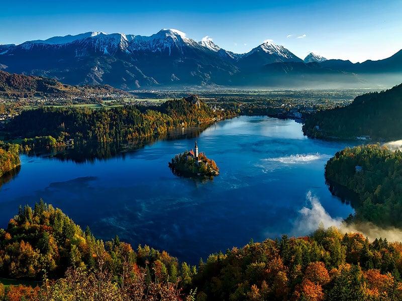 Dicas da Eslovênia, Europa Oriental