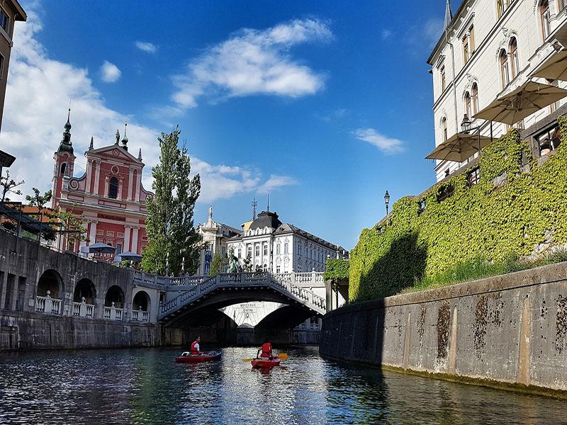 Roteiro de viagem pela Eslovênia, Europa Oriental