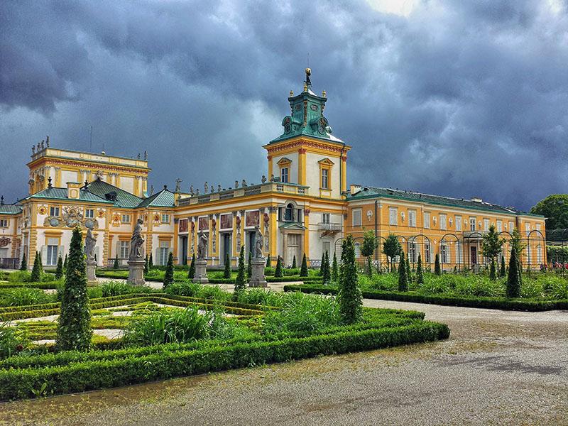 Cidades turísticas da Polonia