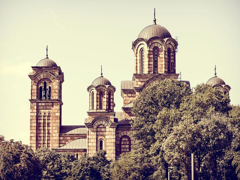 Cidades da Europa Oriental bonitas