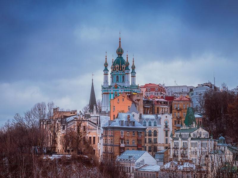 Cidades da Europa Oriental para ir com a família