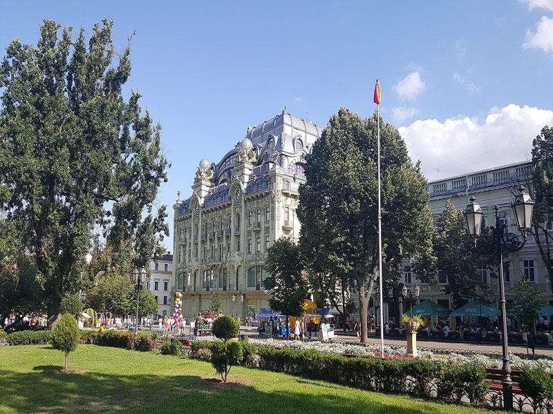 Cidades da Europa Oriental mais conhecidas