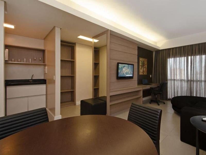 Quais hotéis em Manaus são muito elegantes