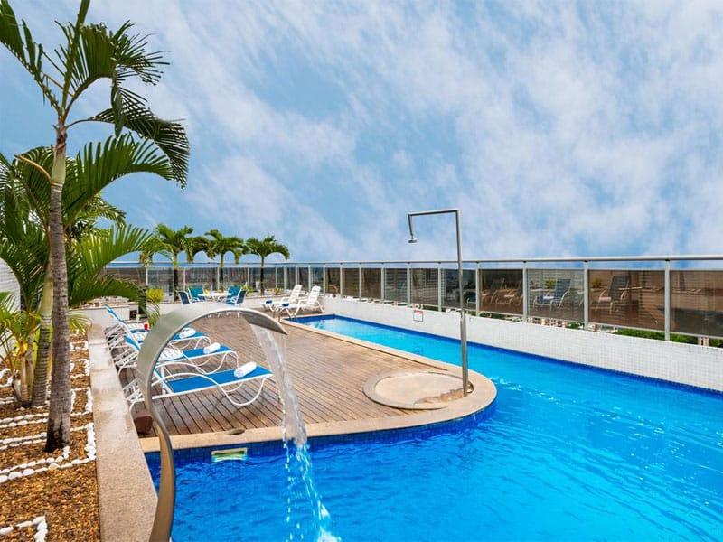 Quais hotéis em Manaus 4 estrelas