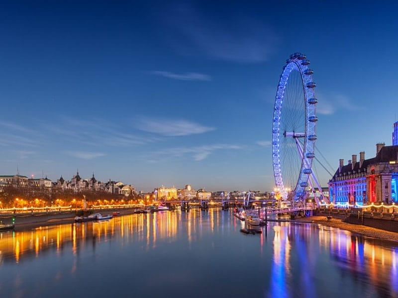 Inglaterra pontos turísticos Londres