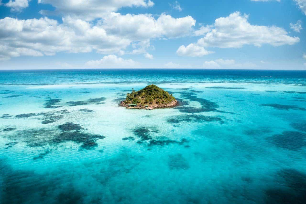 As melhores praias da América Central para viajar em fevereiro