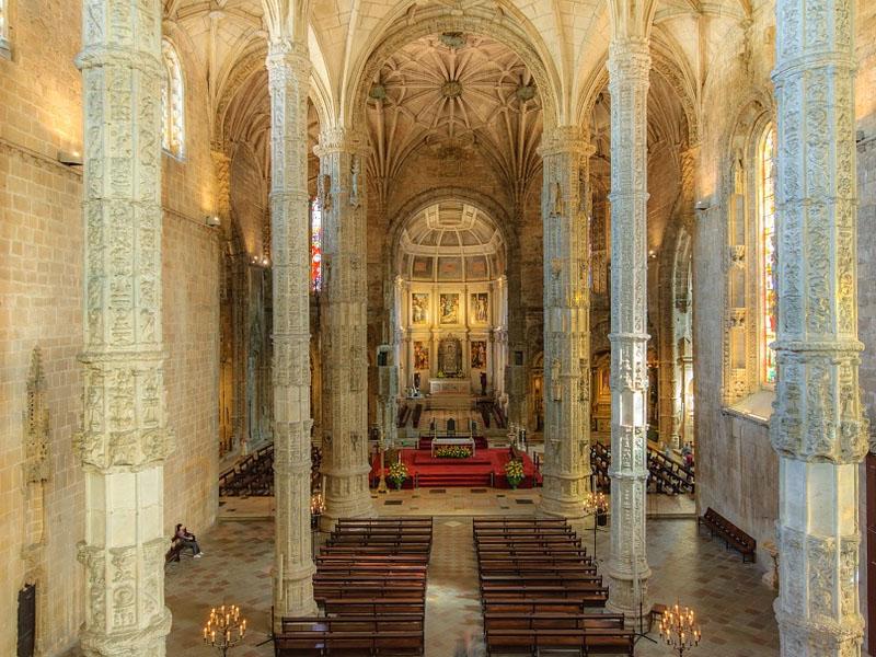 Lugares religiosos em Portugal