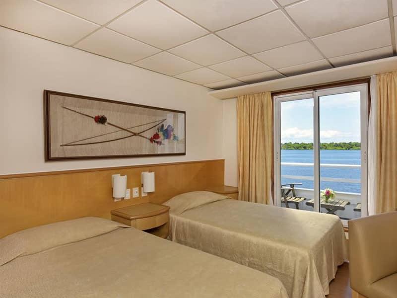 Quais os melhores hotéis em Manaus