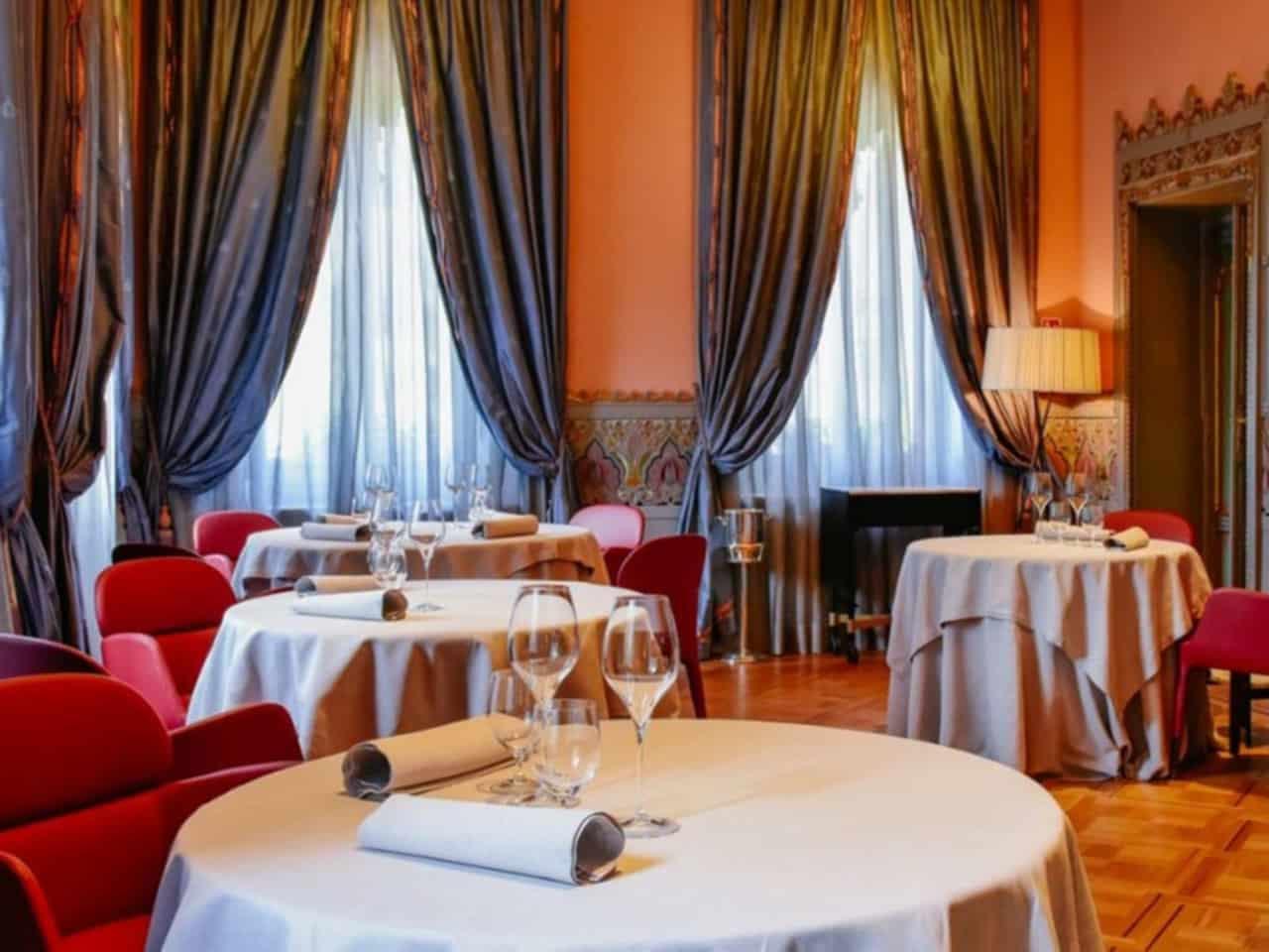 Melhores restaurantes da Itália