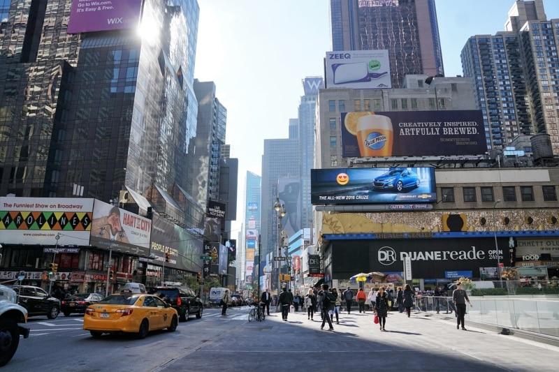 Tours em Nova York para brasileiros: parcelados e em reais