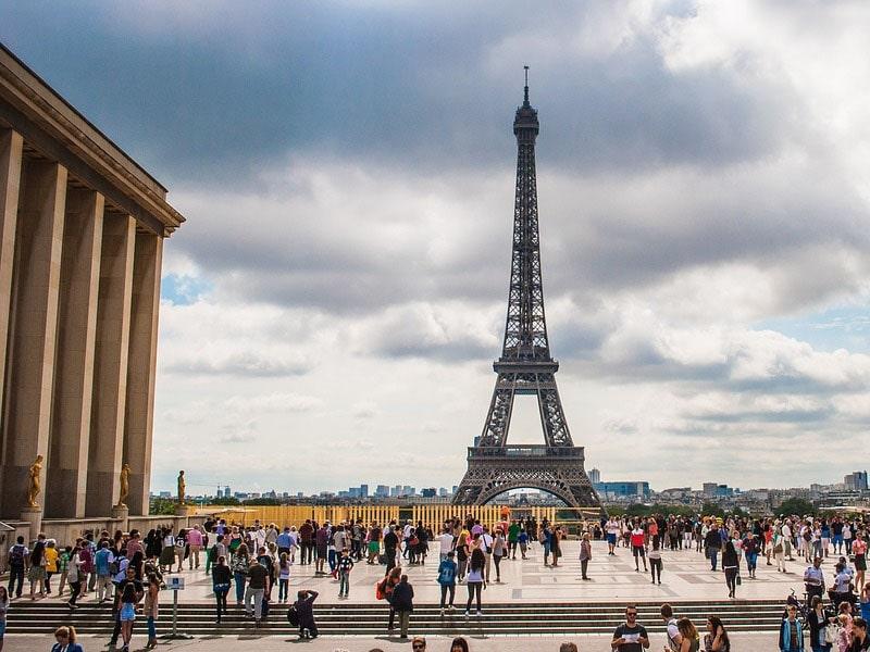 Atrativos na França