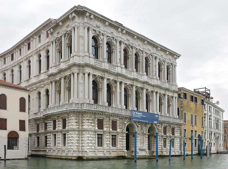 Museus barrocos na Itália