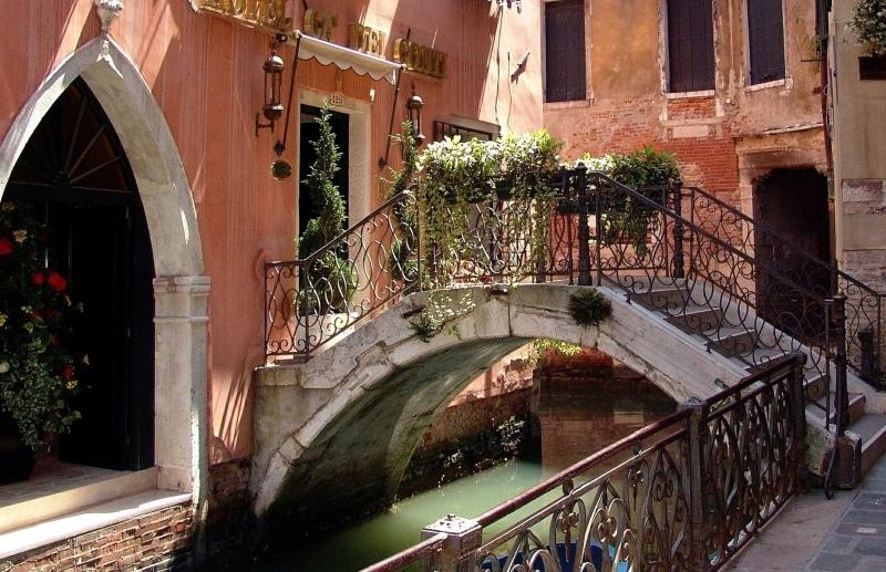 Passeios à noite em Veneza