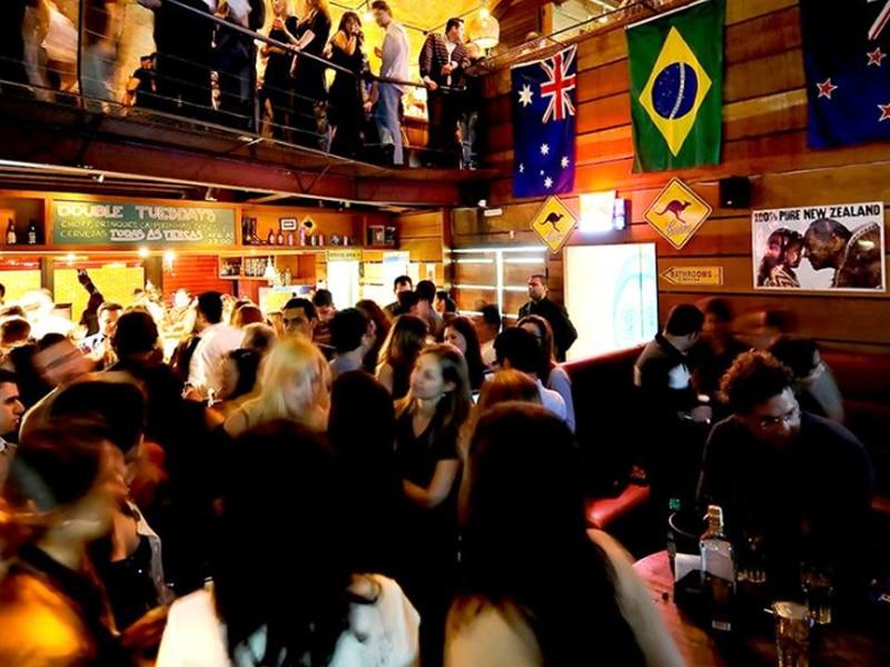 Pubs em São Paulo
