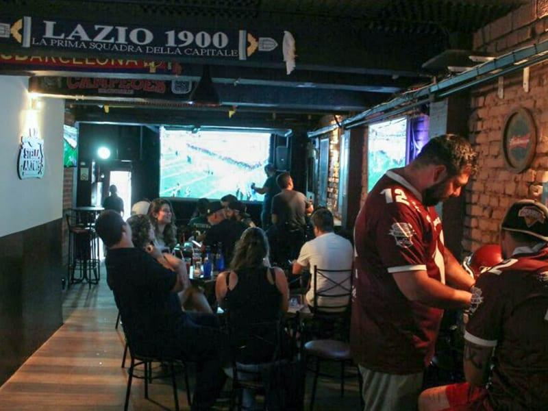 Bar com banda ao vivo em São paulo