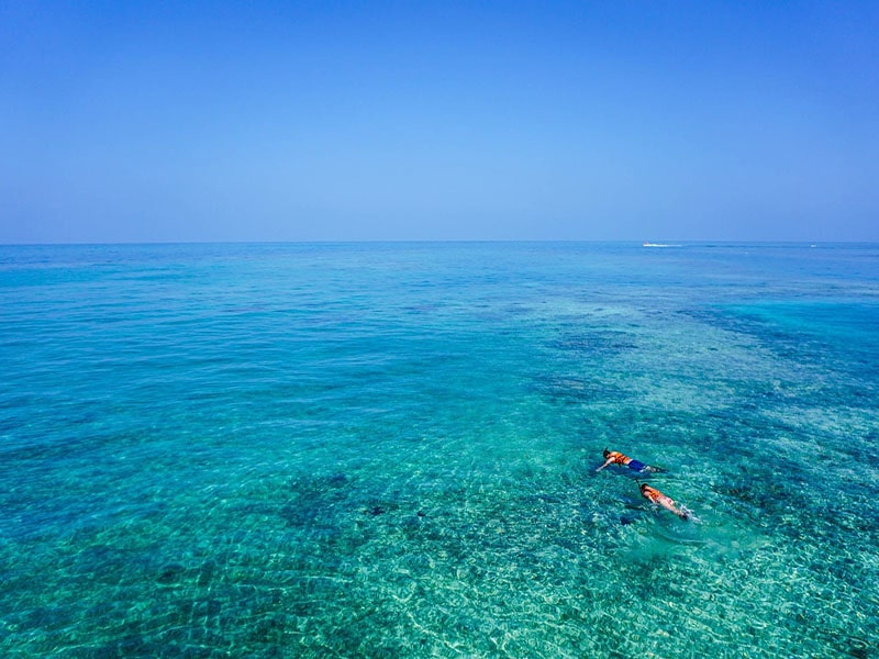 Tudo sobre snorkeling