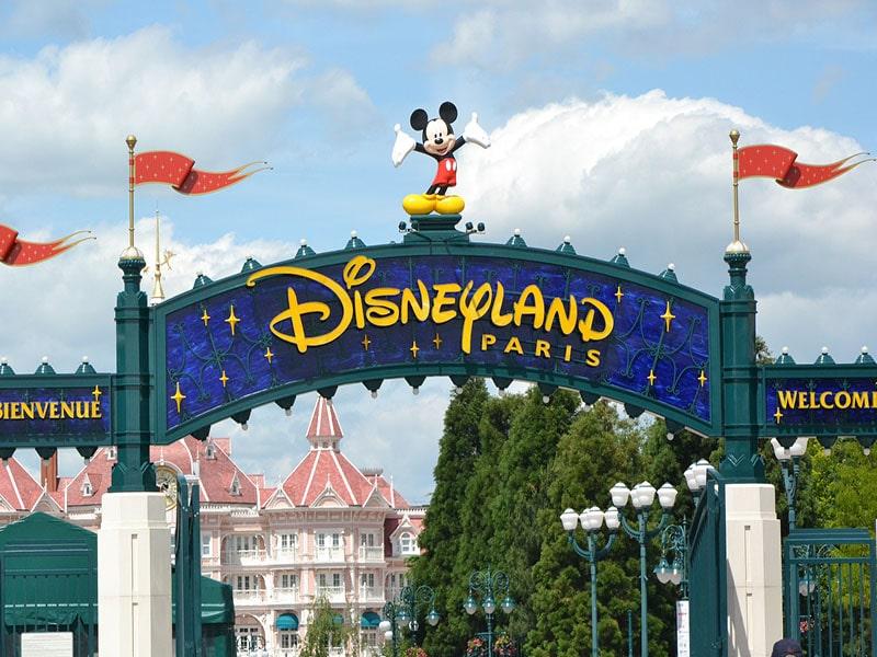 Comprar ingressos para a Disney Paris no Brasil