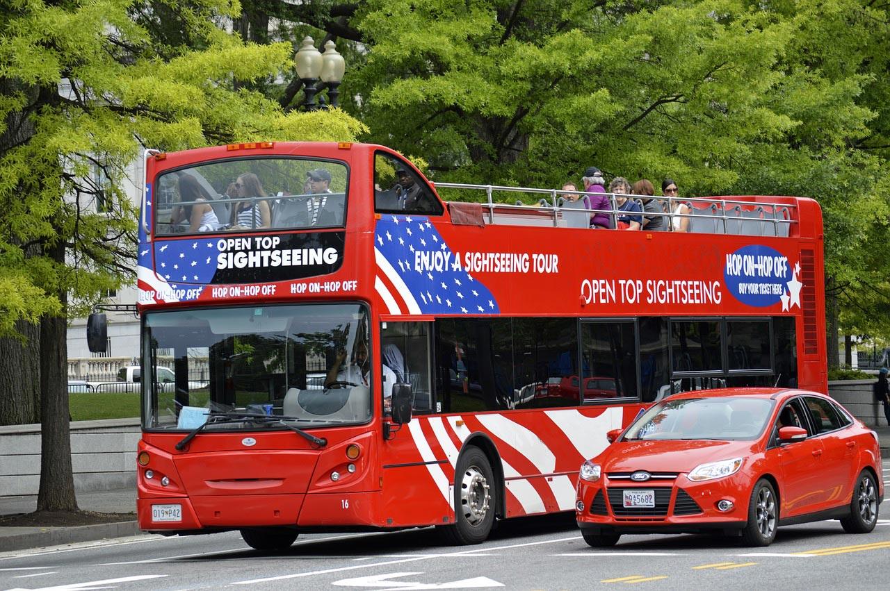 Como se locomover em Washington de ônibus
