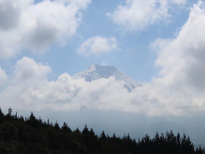 Turismo ecológico em Quito