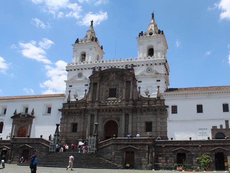 Roteiro de viagem em Quito, no Ecuador