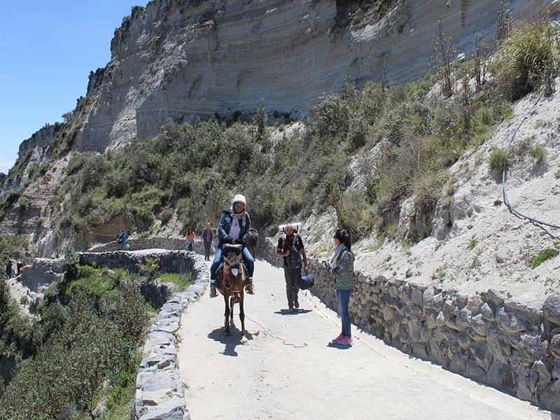 Turismo de aventura em Quito