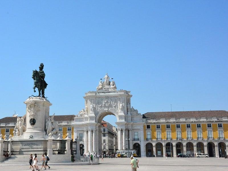 Pontos turísticos de Lisboa