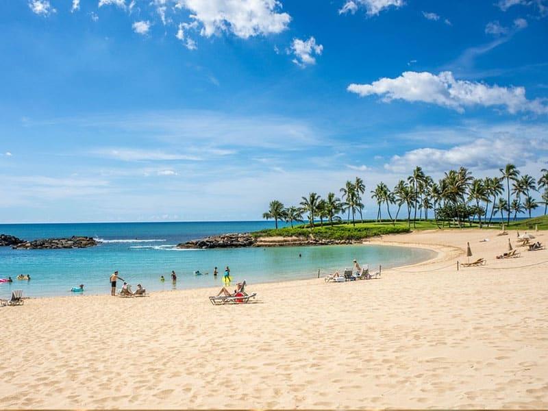 Praias paradisíacas nos EUA