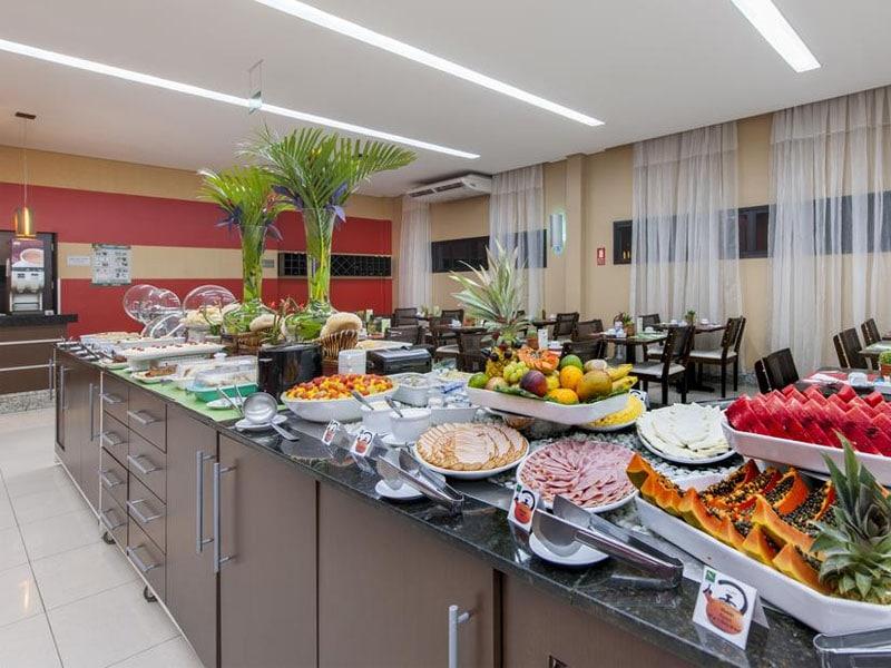 Melhores hotéis em Manaus 4 estrelas