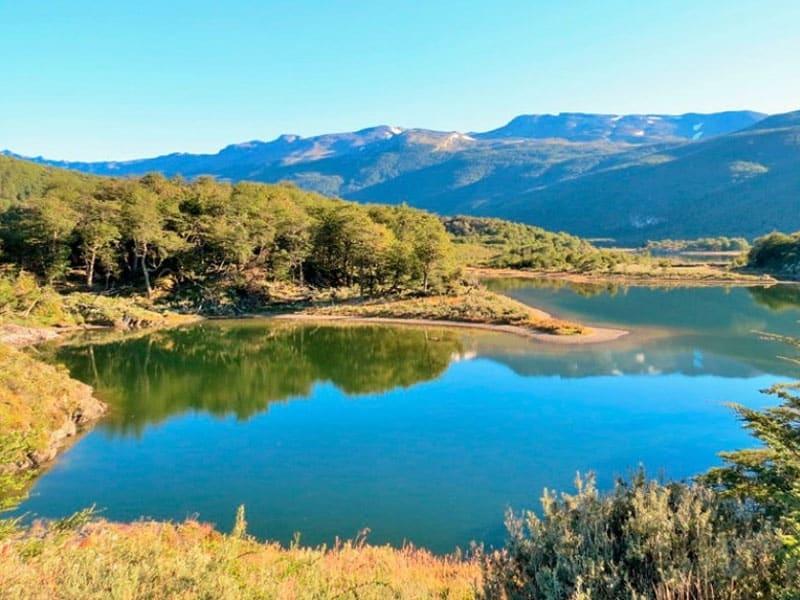 tour de Verão em Ushuaia
