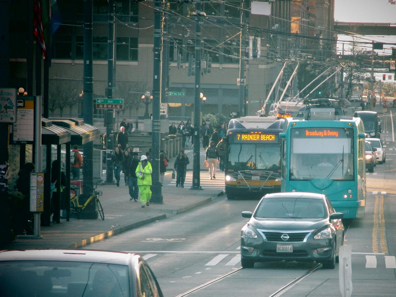 Transporte público em Washington DC