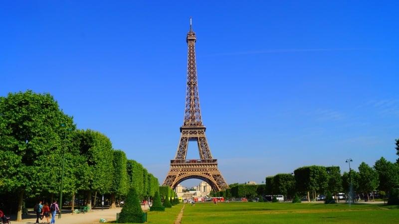 França no meio do ano