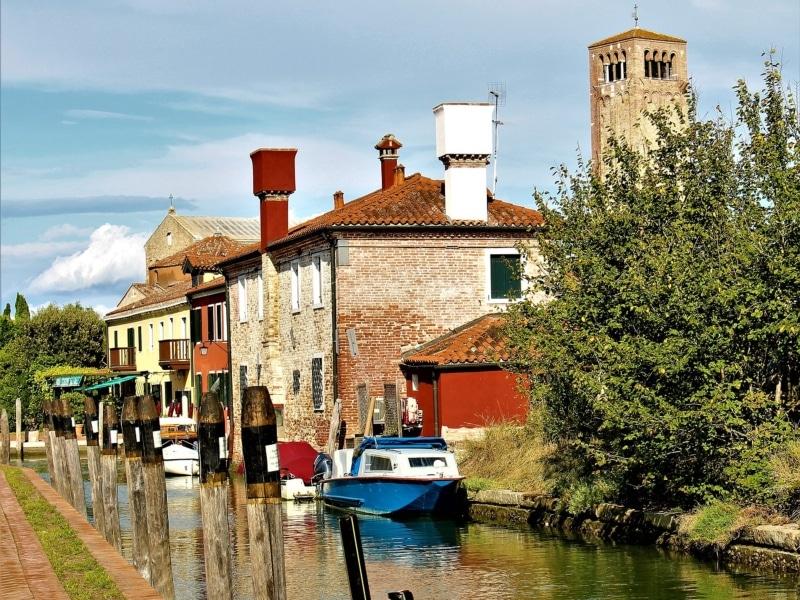 Cidade italiana no Veneto