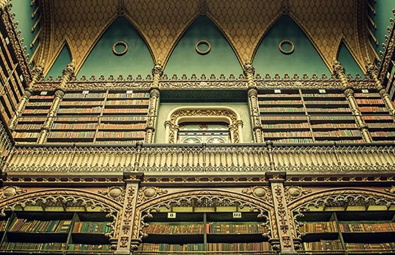 Dicas de bibliotecas para visitar