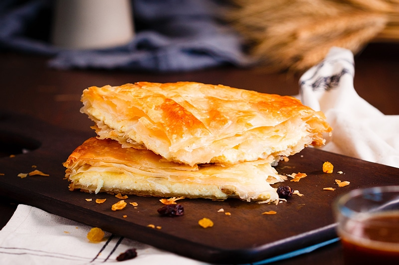 Café da manhã Romênia