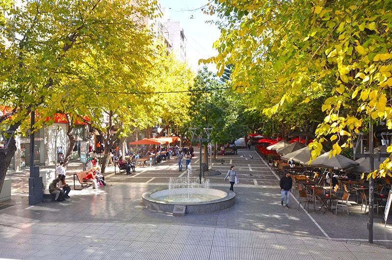 Principais pontos turísticos de Mendoza