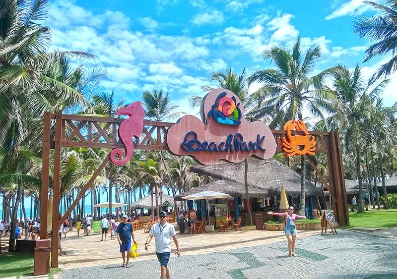 Preço do Beach Park