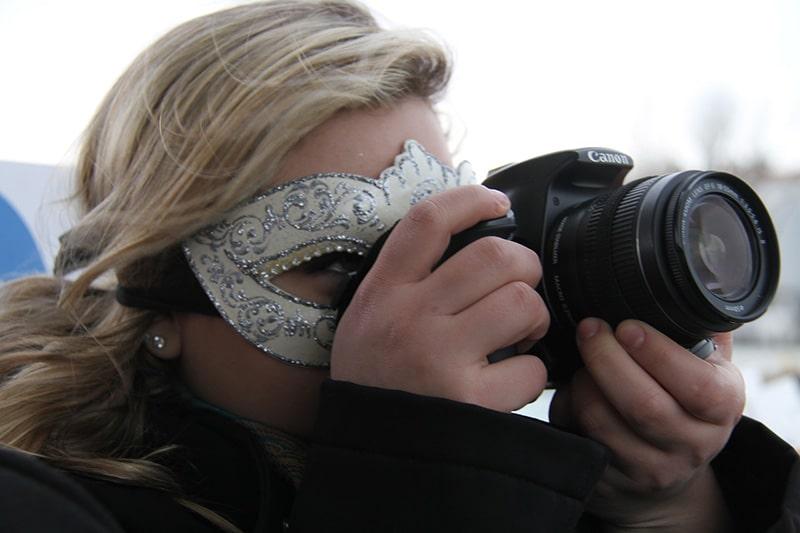 Fotografar em Veneza