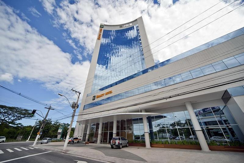 Quality Hotel Aeroporto em Vitória do ES
