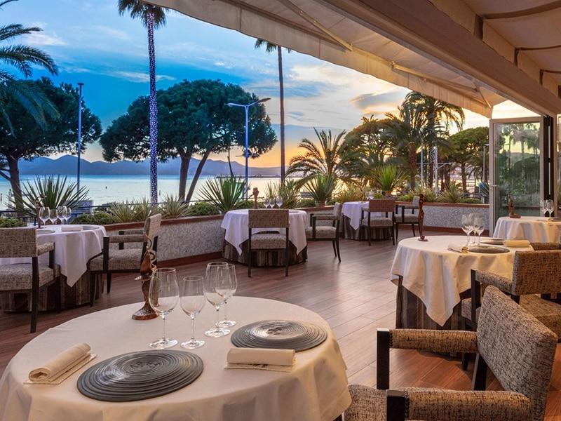 Restaurante em Cannes