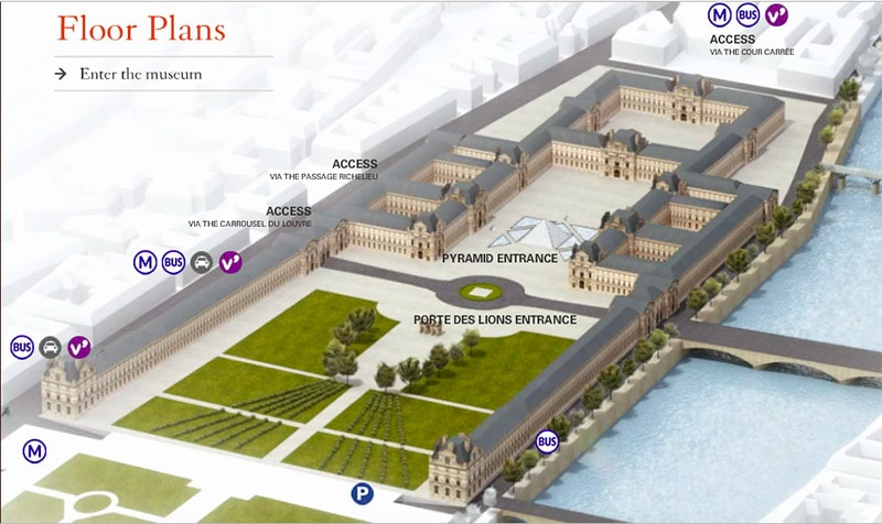 O que ver no Museu do Louvre