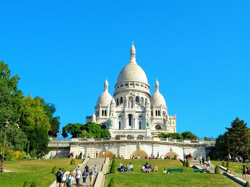 Atrações turísticas da França