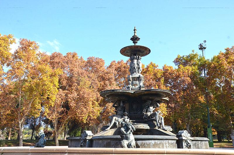 Maior parque de Mendoza